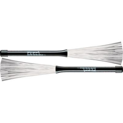 ProMark Nylon Bristle - Plastic Handle Brush - White
