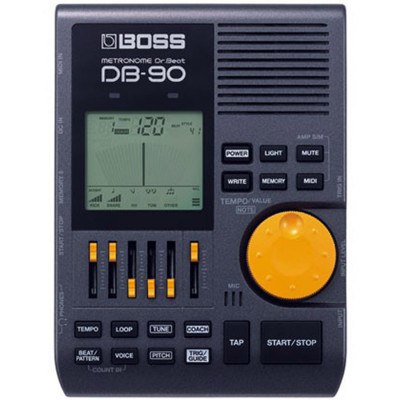 BOSS DB90 Dr. Beat Rhythm Coach Metronome