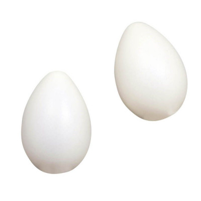 LP Glow In The Dark Eggs, 1 Pair