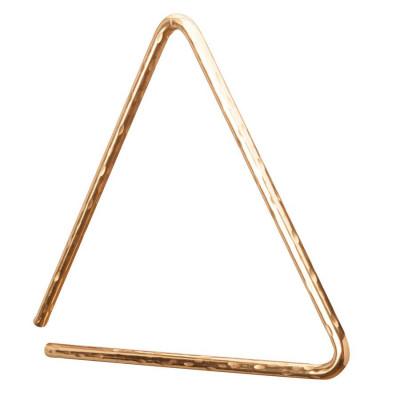 "Sabian 9"" Hand Hammered B8 Bronze Triangle - 61135-9B8H"