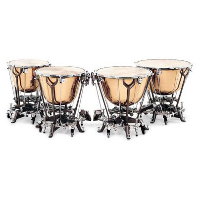 Adams Timpani Set Philharmonic Light - Dresden Pedal Standard 5