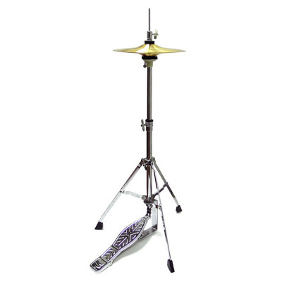 CB Junior Size Hi-Hat Std W/Cym
