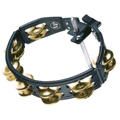 LP Cyclops Tambourine Brass Jingles Black Mountable LP175