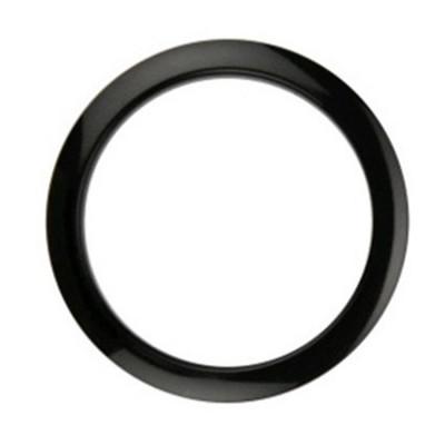 "4""  Black Drum O's"