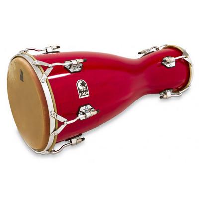 Toca Lya - Large Bata Drum, Red