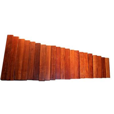 Adams Concert Series Set of Rosewood Bars for Concert Marimbas