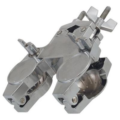 Gibraltar SC-DPC Double L-Rod Platform w/ Clamp
