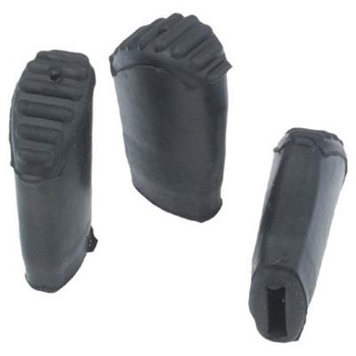 Gibraltar SC-PC13 Small Rubber Feet for Single-Braced Legs 3pk