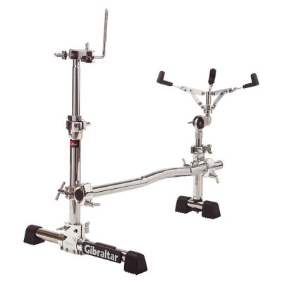 Gibraltar GSVMS-KIT Stealth Vertical Mounting System w/ Snare Basket & Tom Arm