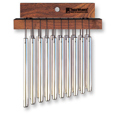 Treeworks Chimes MicroTree 19 Thick-Bar Set - Double Row