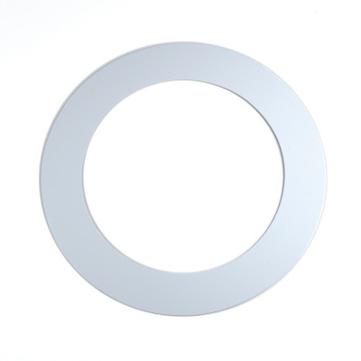 "Aquarian Port-Holes 5"" Bass Drum Hole Template White"