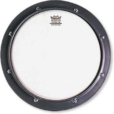 "Remo PRACTICE PAD 8"" Diameter Gray Coated Head"