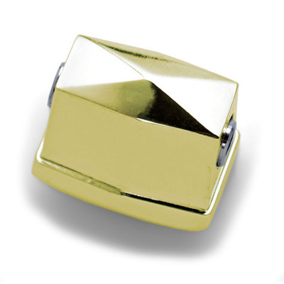 Die Cast Square Tom Lug - Brass