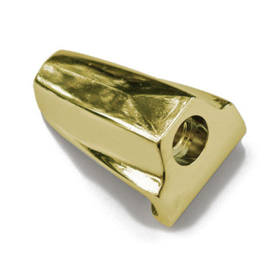 Die Cast Bass Drum Claw - Brass - DC-016BR