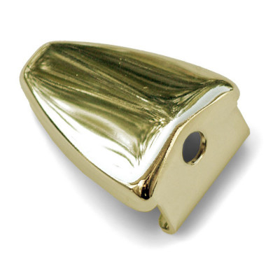 Lightweight Steel Bass Drum Claw - Brass - PR-055BR