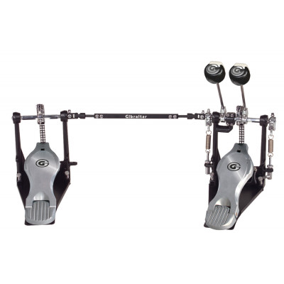 Gibraltar 6711DB Double Chain Double Bass Drum Pedal