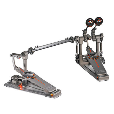 Pearl Demon Drive Double Pedal w/ Case