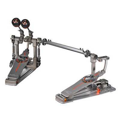 Pearl Demon Drive Double Pedal w/ Case - Left