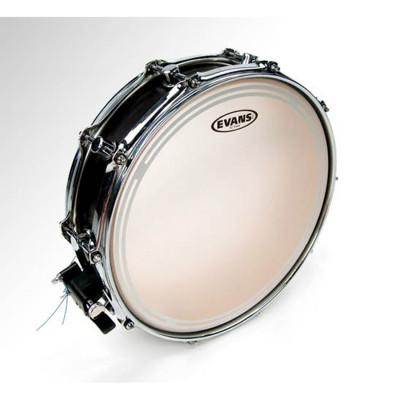 """Evans 14"""" EC2 Snare Drum Batter Head"""