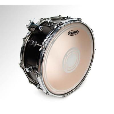 "Evans 14"" EC2 Reverse Dot Snare Drum Batter Head"