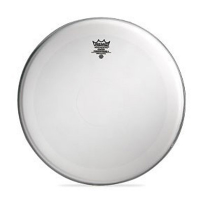 Remo POWERSTROKE 4 Drum Head - Coated - Clear Dot 15 inch