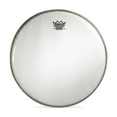 Remo CYBERMAX With DURALOCK Drum Head - Crimped - White 13 inch