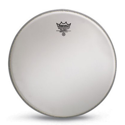 Remo FALAMS II Drum Head - Crimped - Coated 14 inch
