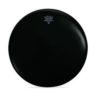 Remo EMPEROR Drum Head - Crimplock - EBONY 06 inch
