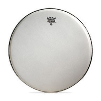 Remo EMPEROR Drum Head - Crimplock - Suede 14 inch