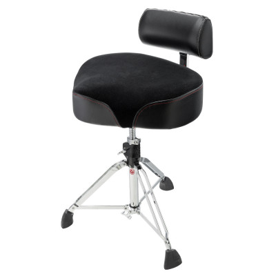 Gibraltar 9808OS-AB Oversized Throne With Height Adjustable Backrest