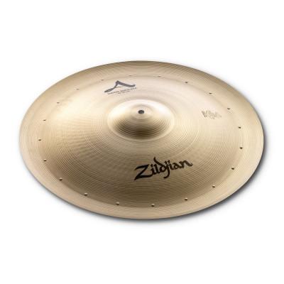 """Zildjian 22"""" A Zildjian Swish Knocker With 20 Rivets - A0315"""