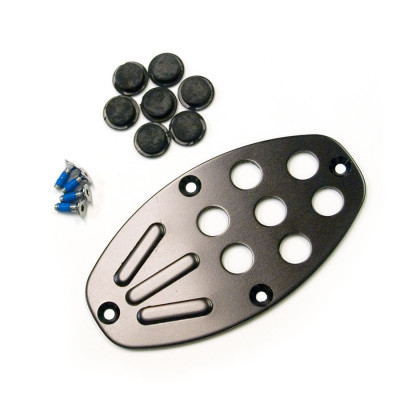 Pearl Traction Plate w/Screws for Eliminator Pedals