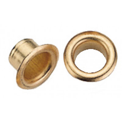 Press Fit Air Vent 7mm x 11mm - Brass