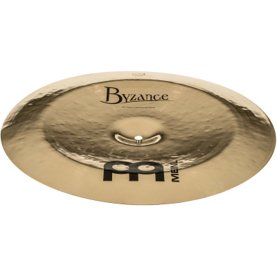 "Meinl Byzance 18"" Heavy Hammered China, Brilliant"