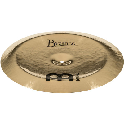 "Meinl Byzance 20"" Heavy Hammered China, Brilliant"