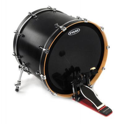 "Evans 22"" EMAD Onyx Bass Drum Head"