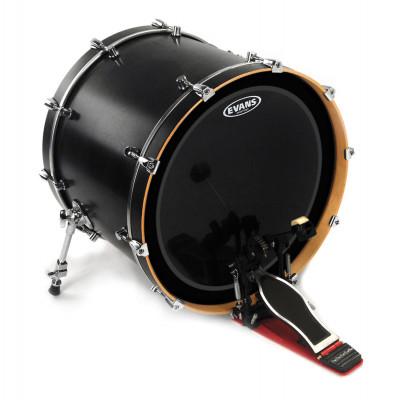 "Evans 24"" EMAD Onyx Bass Drum Head"