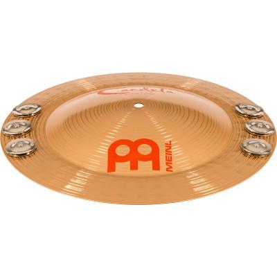 "Meinl Candela 14"" Percussion Jingle Bell - CA14PJB"