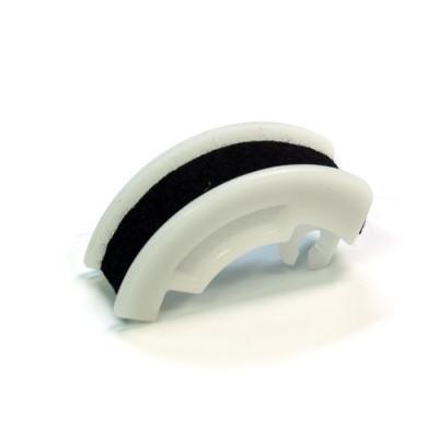 Pearl Original Eliminator White Cam w/ Oversized Linear Action