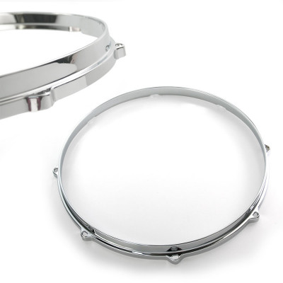 "13"" Die Cast Hoop 8 Lug Snare Side - Chrome"