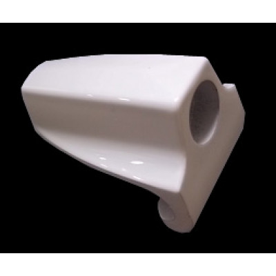 Die Cast Bass Drum Claw - White - DC-016W
