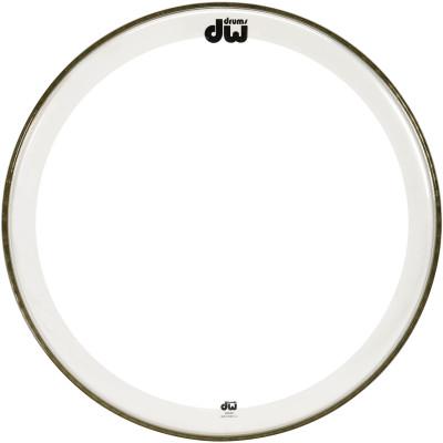 """DW 16"""" Clear Edge Bass Drum Head"""
