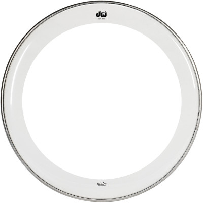 "DW 18"" Coated Dot Drum Head"