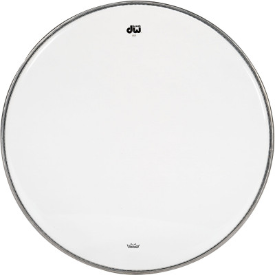 "DW 15"" Clear Drum Head"