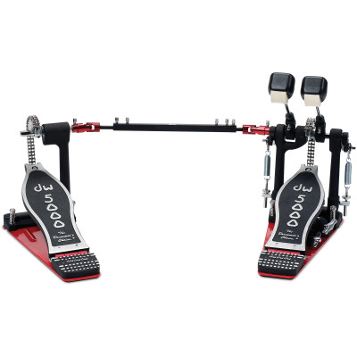 DW 5002 Turbo Double Pedal