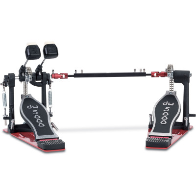 DW 5002 Turbo Lefty Double Pedal