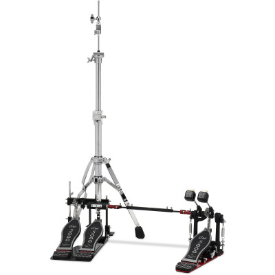DW 5520-2 Combo Bass Pedal/HiHat Stand