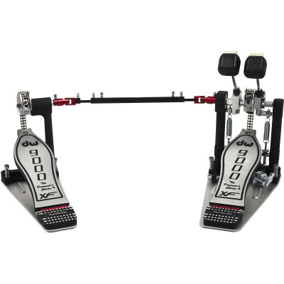 DW 9002 Double Pedal - Extended Footboard