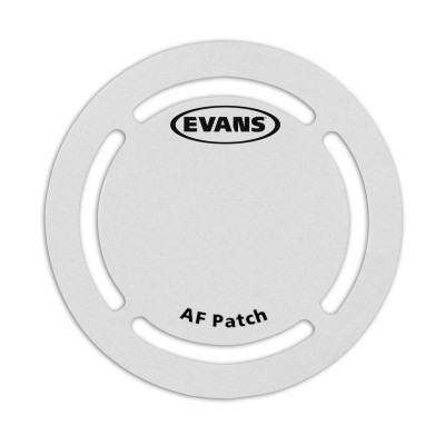 Evans AF Bass Drum Patch (2 Pcs)