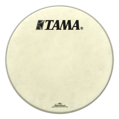 "Tama 22"" Fiber Laminated Front Head w/ Starclassic Logo"